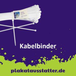Kabelbinder – plakatausstatter.de